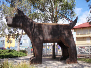 Fairfield Station FIDO Dog VIC